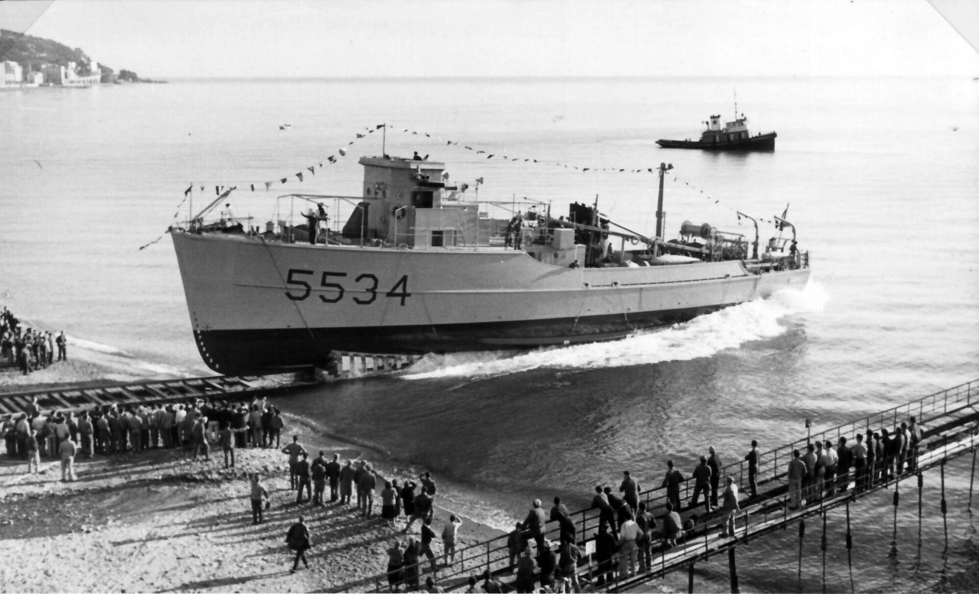 1955 – Varo del Dragamine Gaggia