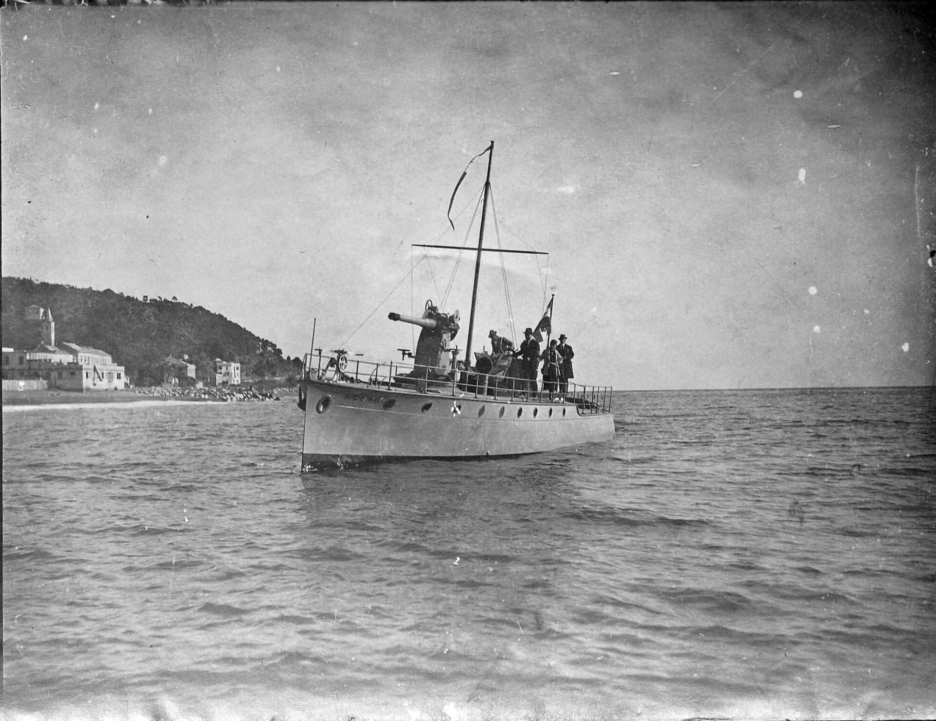 1917 - Unità per il servizio idrofonico della Marina Militare