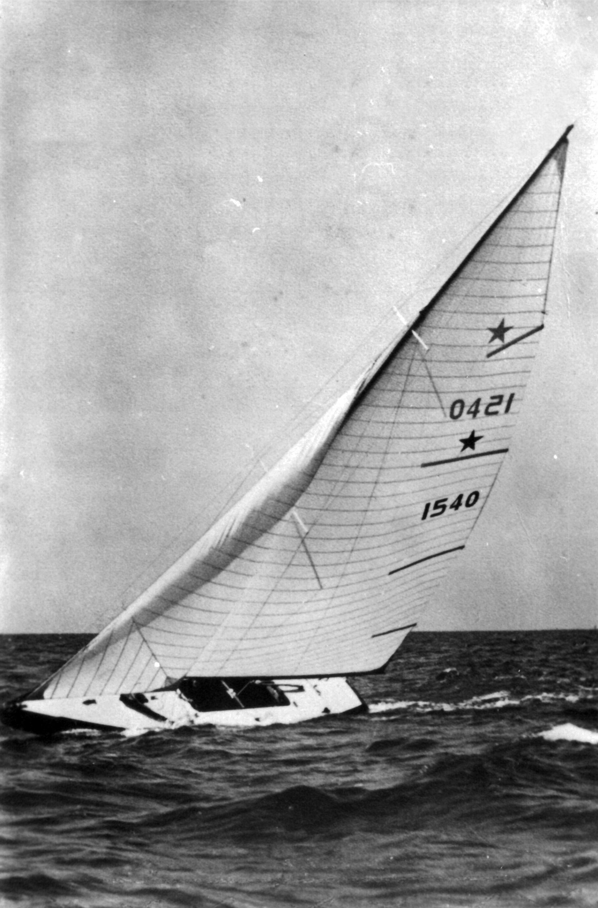 1937 – Polluce classe internazionale Star