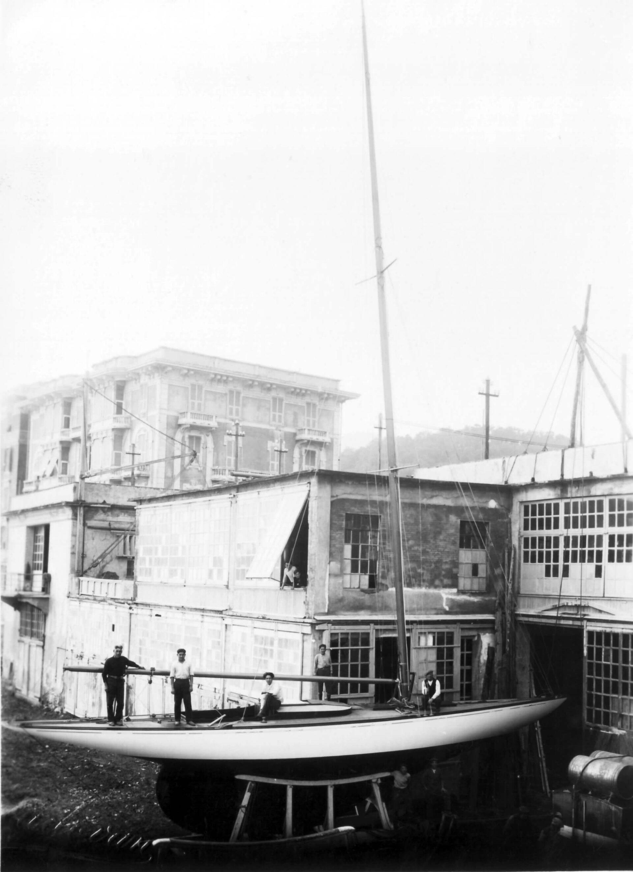 1920 – 6M S.I. pronto per il varo