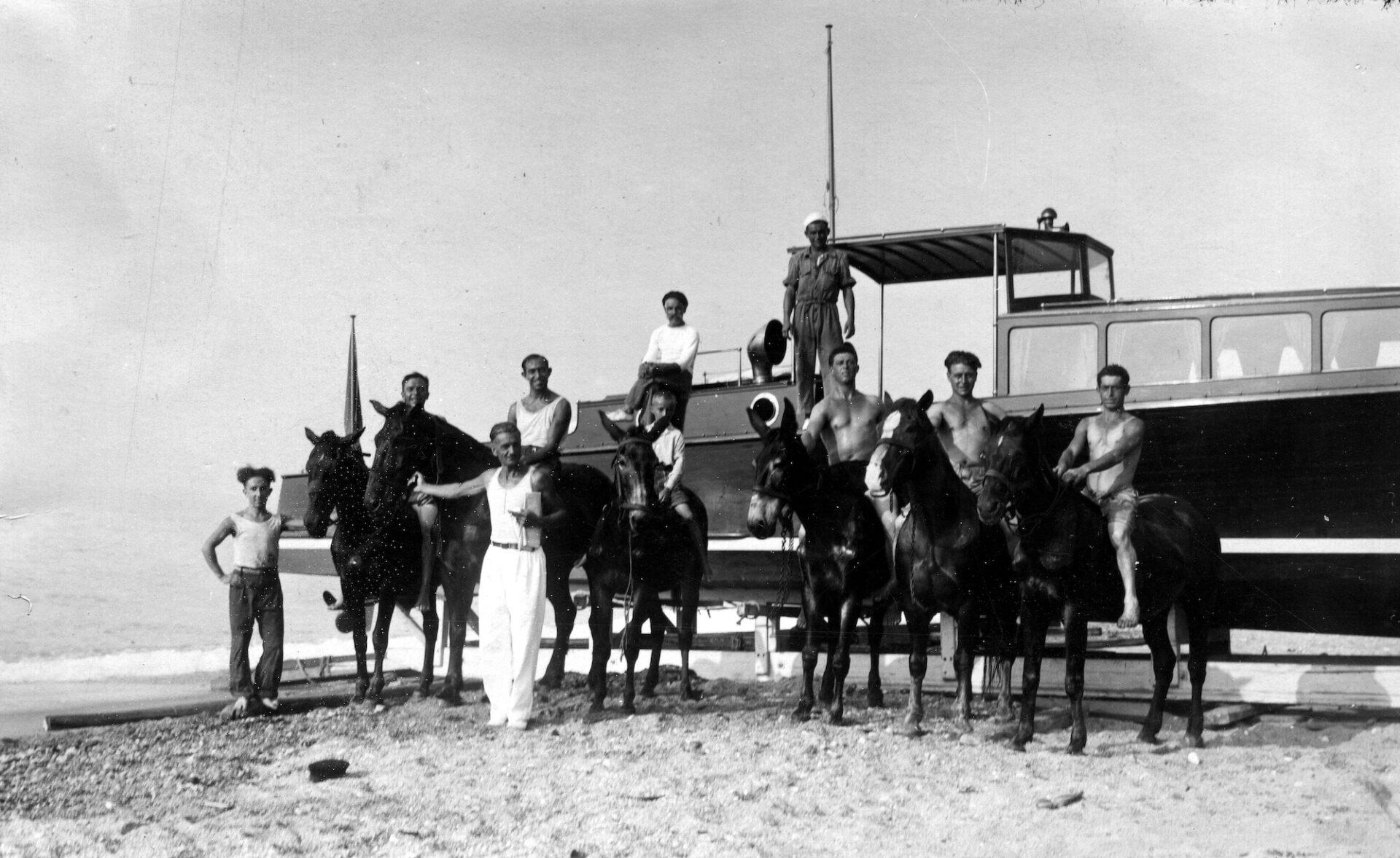 1928 – Varo battello automobile Tigre