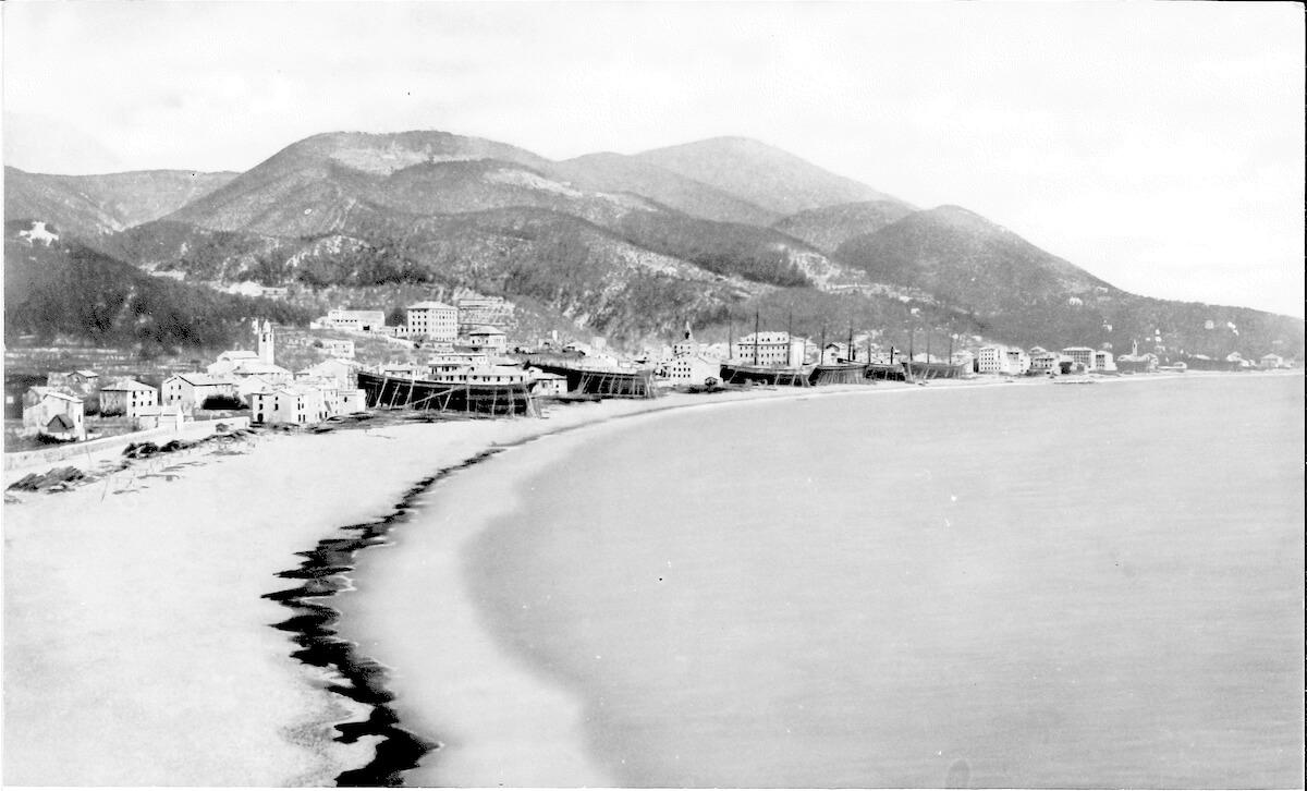 1860 -Spiaggia di Varazze