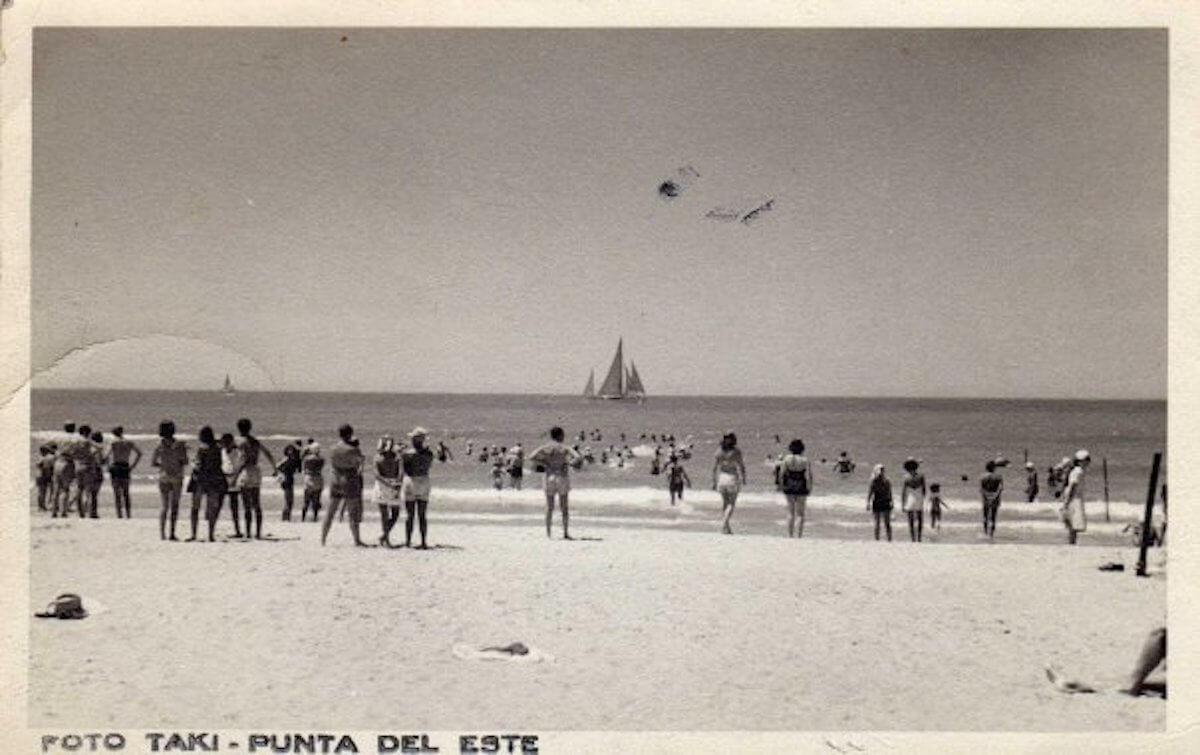 1948 – Caroly a Punta del Este