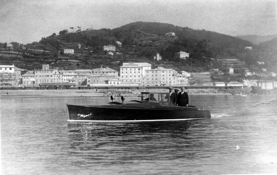 1927-Cigno-Automobile-Marittima
