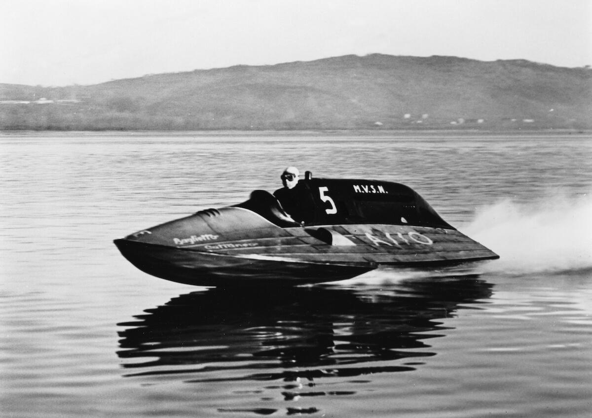 1938 - Racer Asso RB con Guido Cattaneo pilota