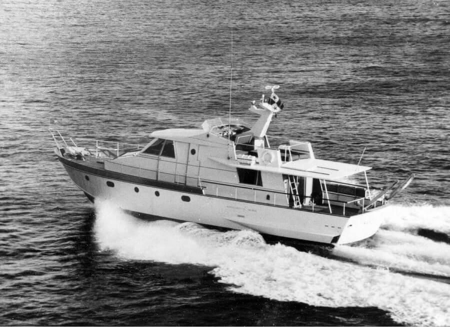 1967 - Motor Yacht serie 16.50M