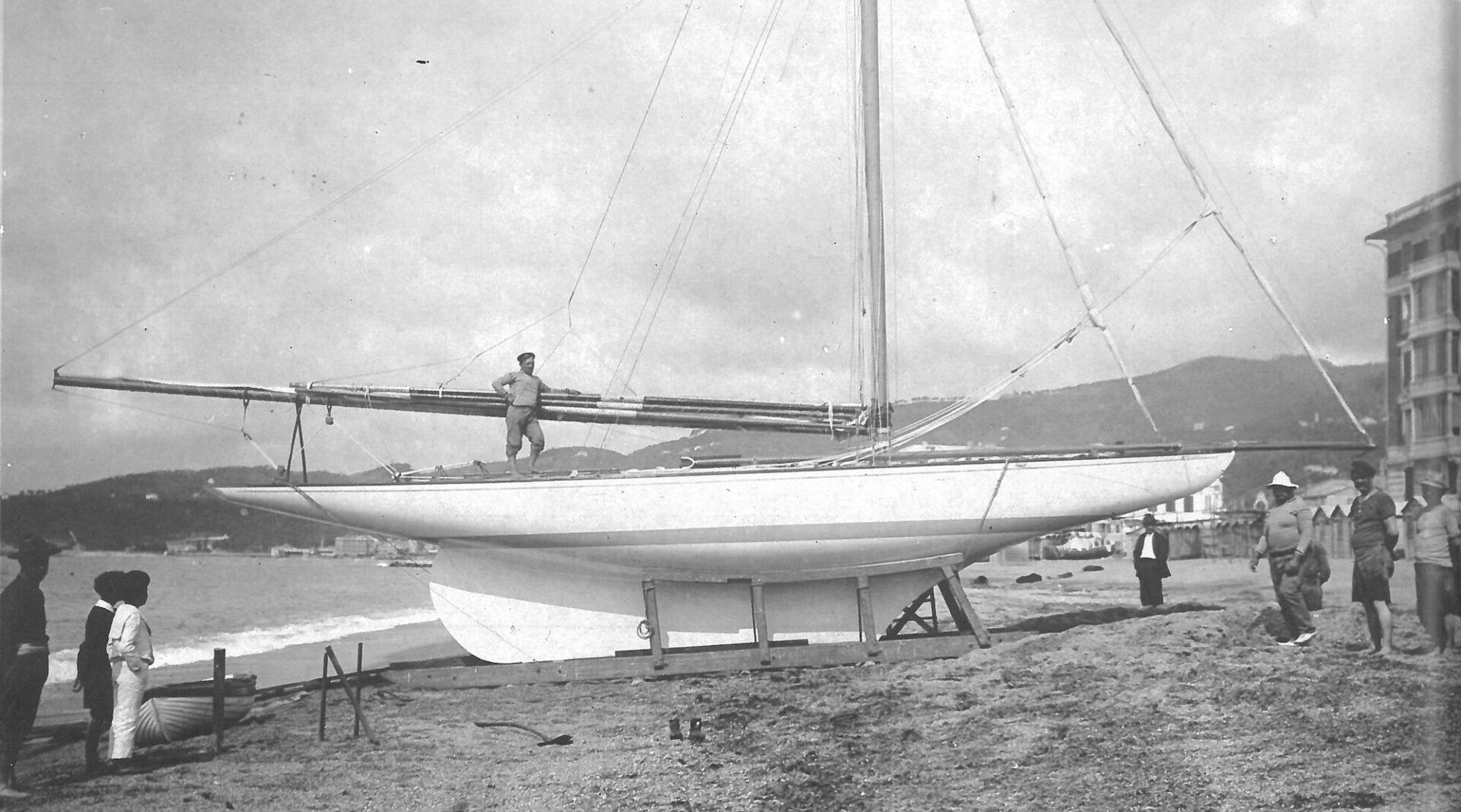 1914 – Varo di Apici 8M S.I.