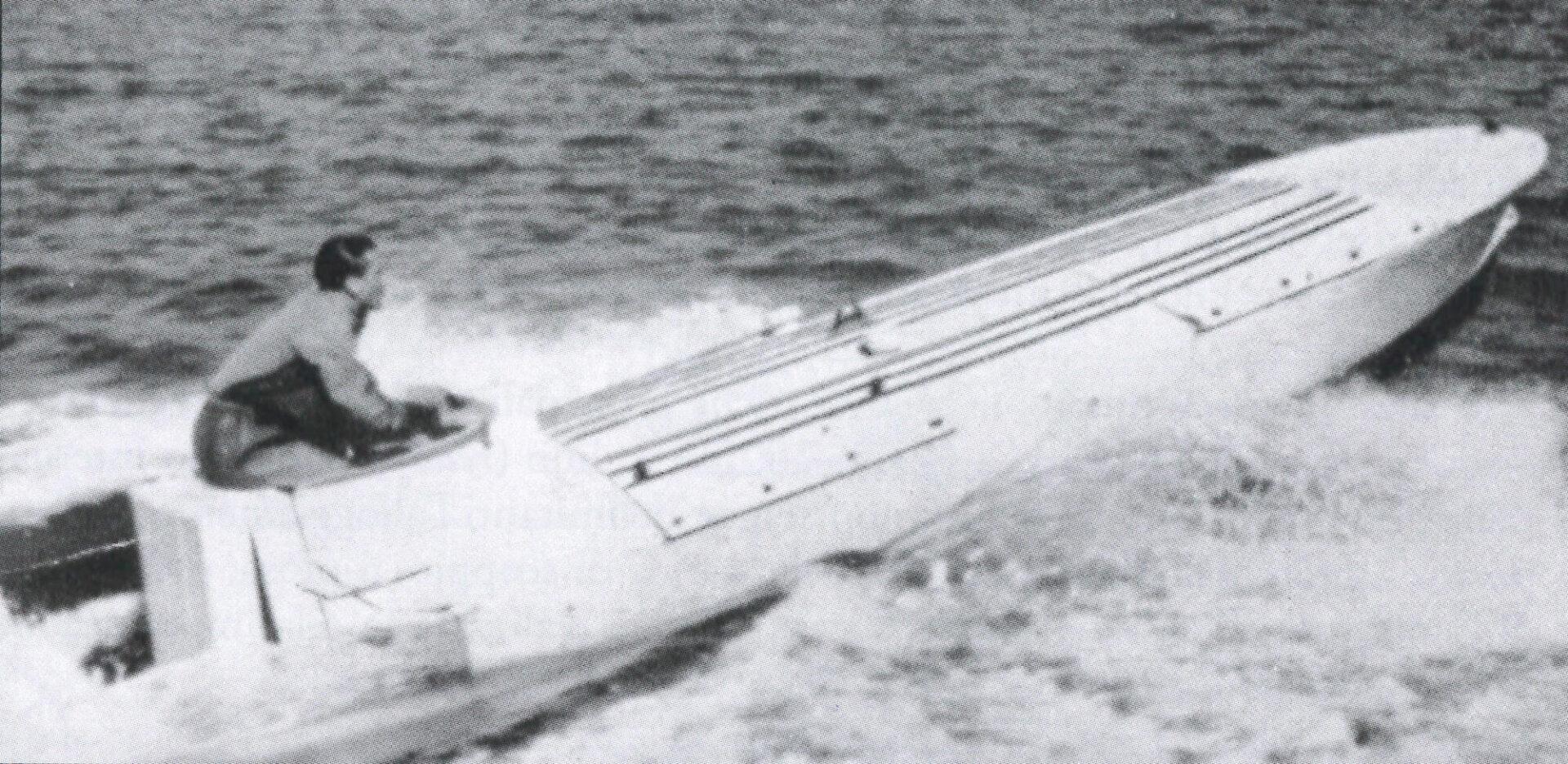 1941 – Barchino esplosivo M.T.S.M.